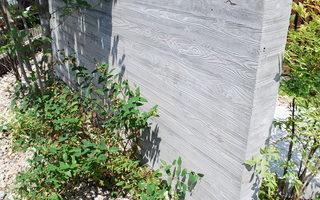 杉板模様の壁サムネイル